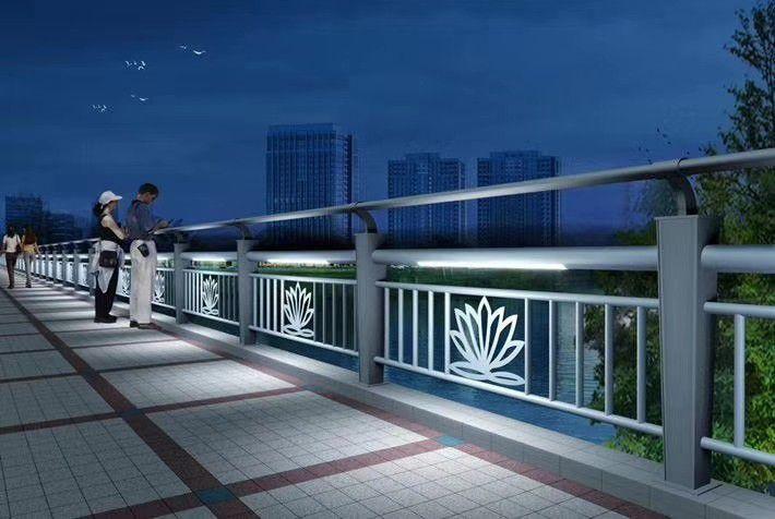枣庄灯光护栏
